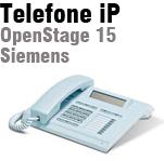 Telefone iP OpenStage 15 Siemens