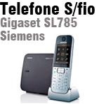 Aparelho Sem Fio SL785 Siemens